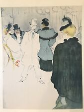 Rare 1945 Complete Portfolio of Twelve Henri de Toulouse-Lautrec Drawings