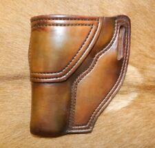 Gary Cs Avenger Revolver Holster Left Hand Sampw K Frame 4 Heavy Leather