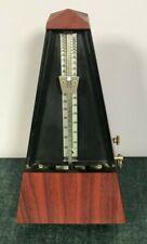 Wittner Plastic Wood Effect Metronome