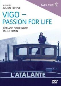 Vigo - Passion For Life [DVD] Astonishing Film by Jean Vigo 2010 must own Drama