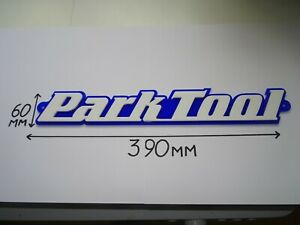 Park Tool, Park Tools Bicycle, Cycle, Acrylic Sign 390x60mm
