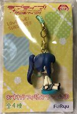 Kanan Matsuura (Love Live! Sunshine!!) Sitting Figure Charm Strap