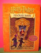 HARRY POTTER Hogwarts  Sticker Book