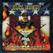 LAAZ ROCKIT - Nothings Sacred - Re-Release CD - 200667