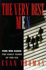 The Very Best Men Thomas, Evan Hardcover