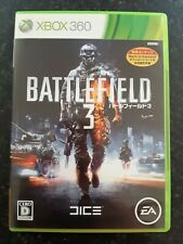 Battlefield 3 Japanese Xbox 360