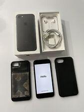 Apple iPhone 7 - 128GB - Black (Verizon) A1660 In Box