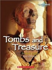 Tombs and Treasure (Shockwave), New, Laura Layton Strom Book