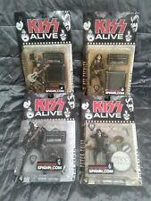 New ListingVintage Kiss Alive Super Stage Action Figures. Complete Set of Four Mint in Box