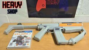 Killzone 3 Edition Sony Playstation Sharp Shooter Move Light Gun PS3 Controller