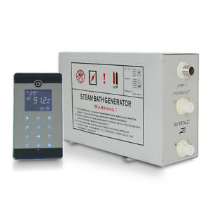 Dampfgenerator Dampferzeuger Touch 2,8KW Bluetooth USB Ozongenerator uvm MK117U