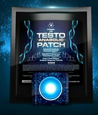 PROFESSIONAL ADVANCED PATCH-FORMULA TESTOSTERONE BOOSTER SUPPLEMENTATION