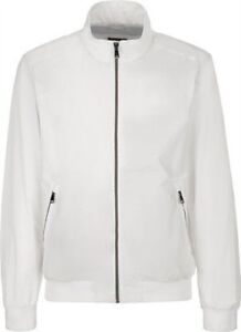 Geox Jacket Color White US Size 50