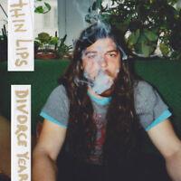 "Thin Lips - Divorce Year [New 7"" Vinyl]"