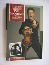 PAUL MCCARTNEY - 1970/2003 DISCHI E MISTERI DOPO I BEATLES - LIBRO NUOVO 2003