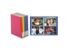 "Set of 2-Pioneer Space Saver  Photo Albums,72 4x6"" Photos, Assorted"