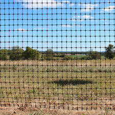7.5' x 100' Trident Extra Strength Deer Fencing With Reinforced Bottom Edge