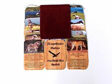 36 Mystic Card Power Animal Oracle Cards-with text in any Card-NEW