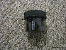 Humi-Care Black Ice Cigar Humidor Humidifier Crystal Gel Pie Jar -  (4oz)