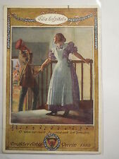 Deutscher Schulverein - Filia hospitalis - 1913 - Student flirtet / Studentika