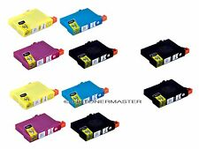 10 PACK 126 ink for Epson WorkForce 545 645 840 845 60 High Capacity
