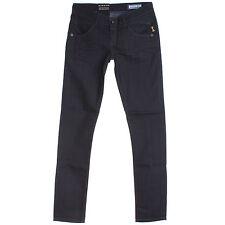 """Gio Goi Womens Autobrand Jeans 31"""" x 30"""" BNWT Blue Skinny Low Rise New s 10 - 12"""
