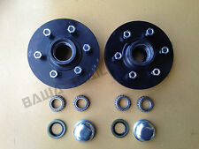 6 Stud LAND CRUISER Trailer Hubs with Parallel Bearings! TRAILER PARTS