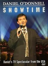Daniel O'Donnell - Showtime (DVD, 2009) VGC Pre-owned (D95)