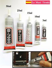 Pegamento Universal Adhesivo B-7000 Para Pegar Pantalla Lcd Tactil  Moviles