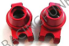 RC Car TT-01 E ALLOY Aluminum Upgrade Hop Up Rear Knuckle For Tamiya TT01E RED