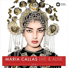 Live & Alive: The Ultimate Live Collection (CD, Sep-2017, 2 Discs, Warner Classics (USA))