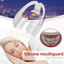 Silicone Dental Night Protector Mouth Guard Anti Teeth Grinding And Clenching W