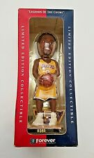 """RARE KOBE BRYANT """"LEGENDS OF THE COURT"""" BOBBLE HEAD LIMITED Edition 9"""" /10,000"""