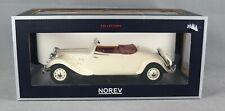 NOREV 181440 [1:18] Citroen Traction Avant 11B Cabrio 1939 cream NEUWARE!