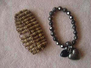 Bracelets for women, jewelery, 2 pieces in set
