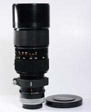 CANON FD 85-300mm / 1:4.5 S.S.C. - 4.5/85-300mm, SSC, mit 1 Jahr Gewährleistung