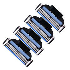 32 Generic Replacement Razor Blades for Gillette Mach 3 Free Shipping