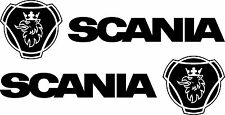 Sticker Scania - 111x57 cm