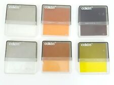 Lot of 6 Cokin Cromofilter SA Camera Filters Made in France