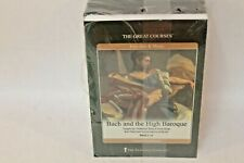 The Great Courses Bach and the High Baroque (Course Cds & Guidebook)