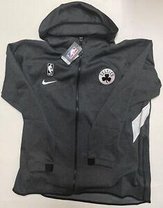 Nike Therma Flex Showtime Boston Celtics NBA Hoodie AV0804-032 Size 2XL-Tall