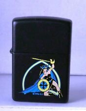 Zippo pinup women with sword