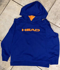 TOP HEAD Sweatshirt Hoodie Kapuze 152  blau NEUWERTIG