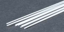 """Evergreen Scale Models 219 .025"""" x 14"""" Polystyrene Round Rod (Pack of 10)"""