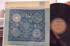 NIELSEN SYMPHONY NO.3 OP.27 SINFONIA ESPANSIVA EPIC RECORDS JOHN FRANDSEN COND