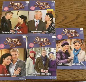 Sturm der Liebe Taschenbuch Band  41 - 45