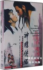 Hong Kong Drama The Return Of The Condor Heroes 神鵰俠侶 12DVD box English subs