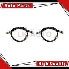 Centric Parts Front 2 Of Brake Hydraulic Hose For Porsche 914
