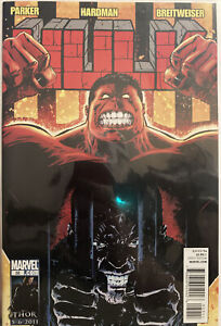 Lot Of 5 Hi $ Marvel Comics 2008 Hulk (Red) #32,42,45,46,48 See Pics