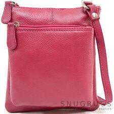 Damen / Damen Premium 100% Leder Schultertasche/Schultertasche